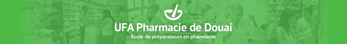 CFA Pharmacie de Douai Logo