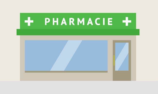 Pharmacie officine