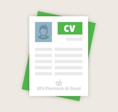 CV - Trouver une officine